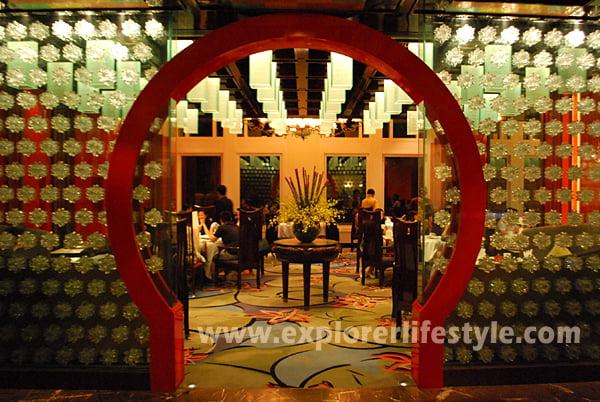 Crystal Lotus Restaurant Hong Kong Disneyland