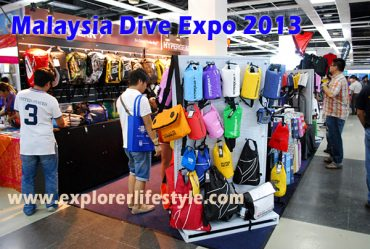 Malaysia Dive Expo 2013