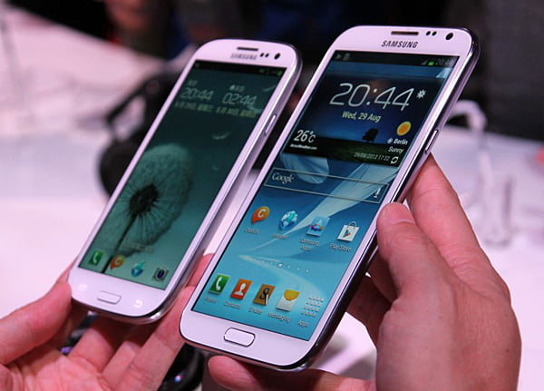 Samsung Galaxy Note 3 leaked pictures