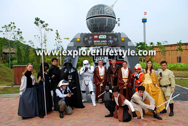 Lego Star Wars Days opens 16-18 August at Legoland Malaysia