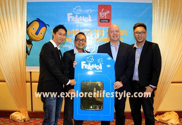 Friendi Mobile launch in Malaysia