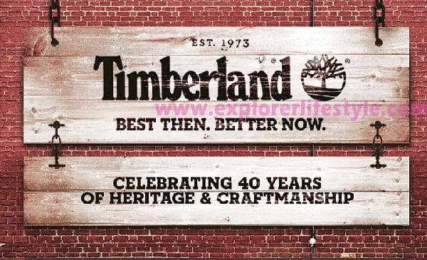 Timberland 40 Years Anniversary of Yellow Iconic Boot