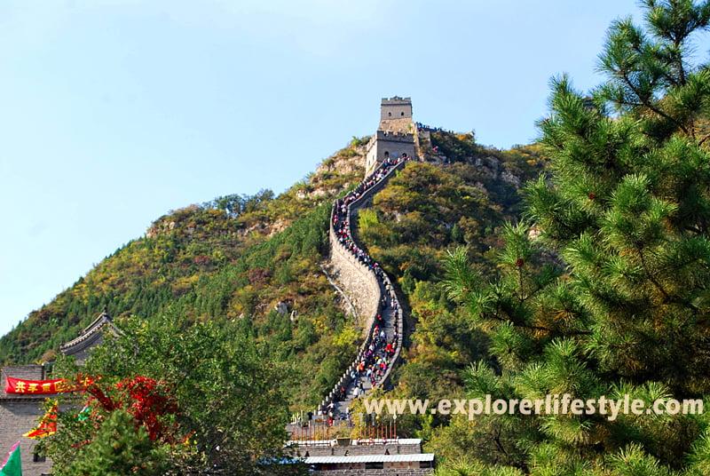 Exploring Beijing with AirAsia X