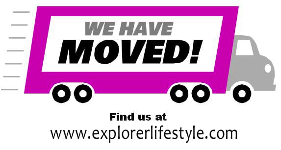 Explorer Lifestyle has moved to a new home