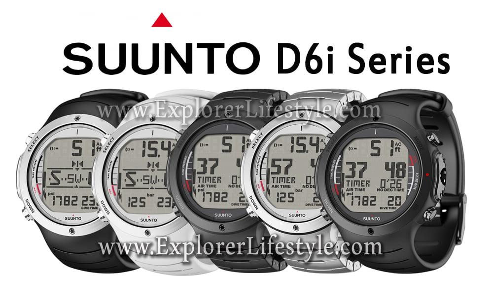 Buy Suunto D6i in Malaysia