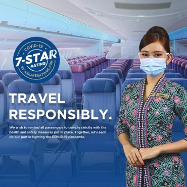 Malaysia Airlines 7-Star Covid-19 Health & Safety Measures