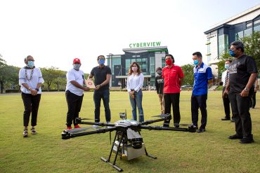 AirAsia Drone Deliveries