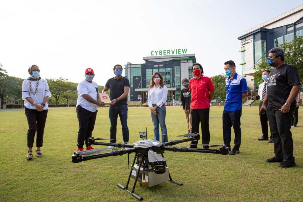 Airasia Drone Delivery