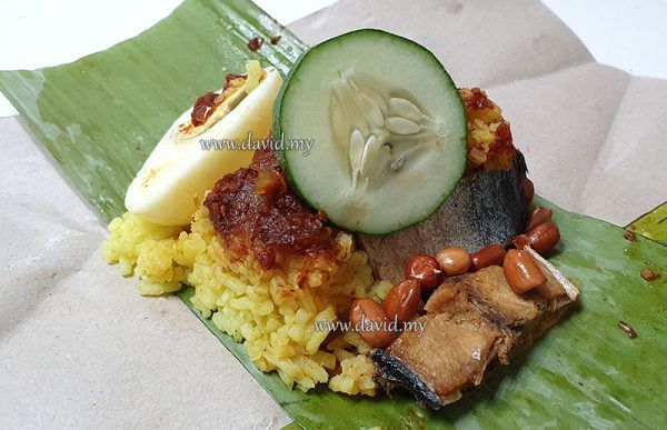 Kedah Nasi Lemak