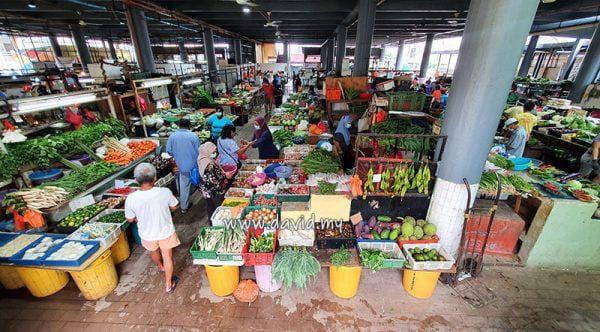 Wet Market Sungai Way