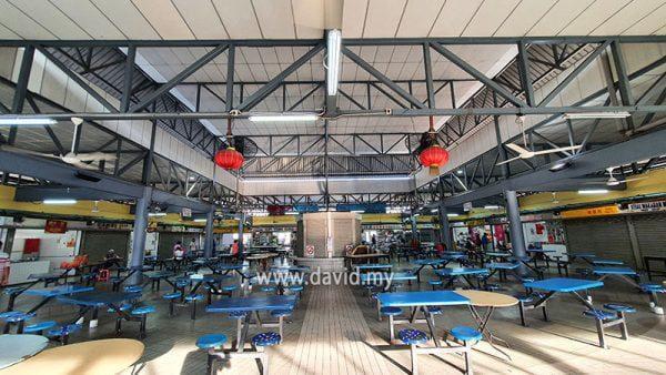 Food Court Sungai Way Wet Market