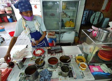 Chee Cheong Fun at Restoran Hai Keng Section 14
