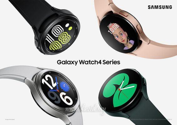 Malaysia Galaxy Watch4 and Galaxy Watch 4 Classic