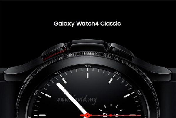 Malaysia Galaxy Watch4 Classic