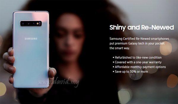 Certified Re-Newed Smartphones
