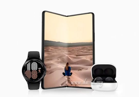 Malaysia Samsung Unpacked August 2021